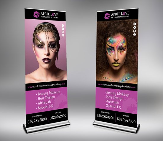 Retractable Banners Printefex
