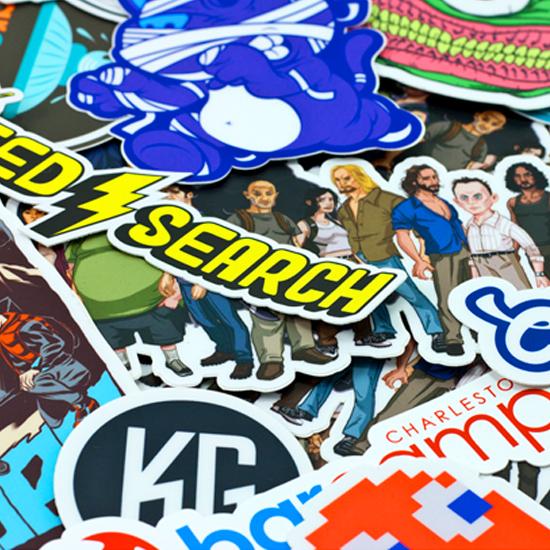 sticker-printing